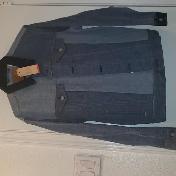 Brand New Levis Limited Edition Denim Jacket Size L